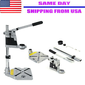 New Bench Drill Press Stand Workbench Repair Tool Clamp for Drilling Collet 43mm