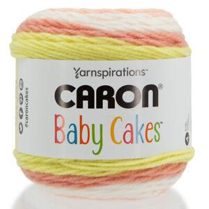 Caron-Baby-Cakes-Yarnspirations-Soft-Acrylic-Blend-Medium-4-Yarn-Cake-Knitting