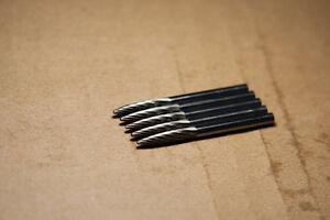 Details about 5x Dremel 9910 Style Tungsten Carbide Cutter Bits Burrs  Drills SUPER TOUGH