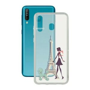 Protection-pour-telephone-portable-Samsung-Galaxy-A40s-Contact-Flex-France-TPU