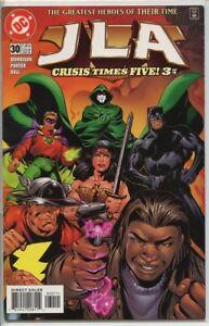 JLA-1997-series-30-very-fine-comic-book