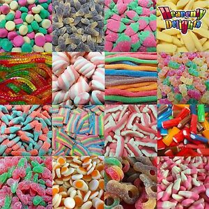 HALAL SWEETS 100% HALAL 500g BAGS PICK AND MIX RETRO WEDDING CANDY PARTY  BAGS | eBay