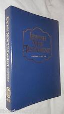 JEWISH NEW TESTAMENT A translation of the New Testament David H Stern Bibbia di