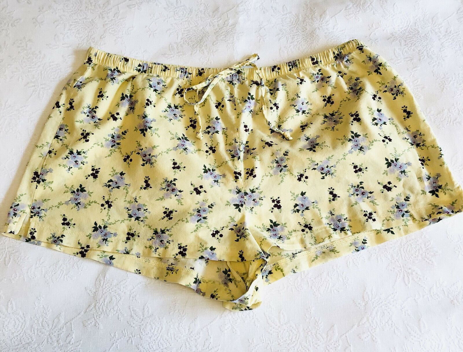 Vintage American Eagle Outfitters Lounge Yellow F… - image 8