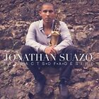 Extracts Of A Desire by Jonathan Suazo (CD, Dec-2012, CD Baby (distributor))