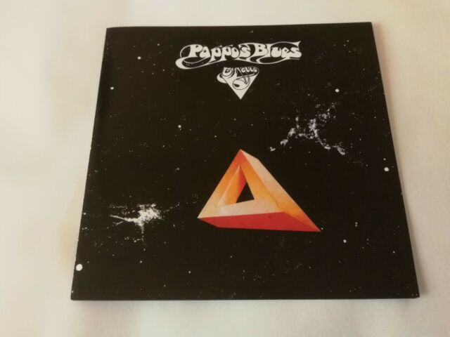 Pappo's Blues - Triangulo - Volume 5 - CD Blues Psych Hard Rock 1974