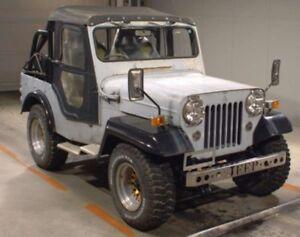 Mitsubishi jeep j54 | Motor News