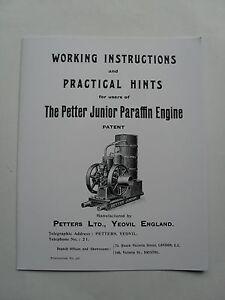 The-Petter-Junior-Paraffin-Engine
