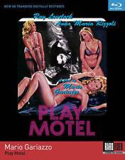 Play Motel (Blu-ray Disc, 2015)