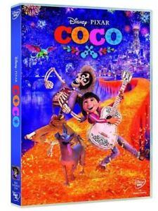 dvd-nuovo-sigillato-film-COCO-PIXAR-film-di-ANIMAZIONE-DISNEY-vers-italiana