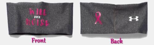 Under Armour Women/'s UA Power In Pink Boho Headband Sz OS ** color choices