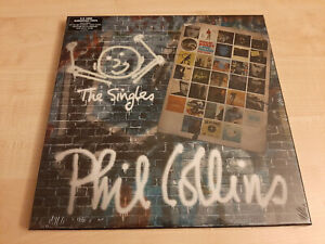 "Phil Collins ""The Singles"" 4LP Greatest Hits Boxset - Homberg, Deutschland - Phil Collins ""The Singles"" 4LP Greatest Hits Boxset - Homberg, Deutschland"