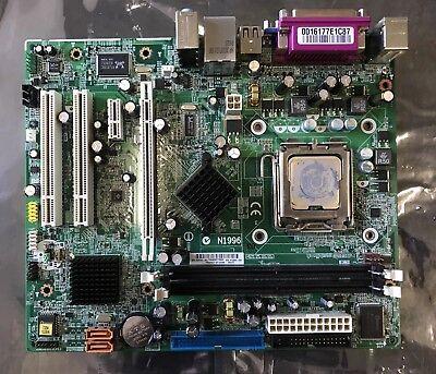 HP DX2200 MOTHERBOARD WITH PROCESSOR /& FAN 410716-001