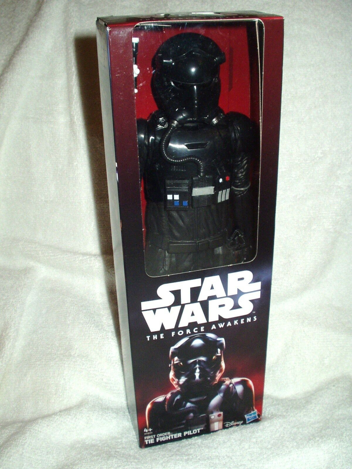 Action Figure Star Wars The The The Force Awakens First Order Tie Fighter Pilot 12 inch fad787