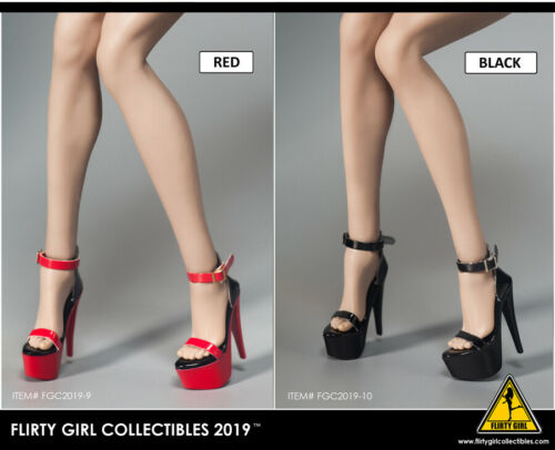 Flirty Girl Collectibles FGC2019 1//6 Female Shoes Fit 12/'/' Figure Body Toys Gift