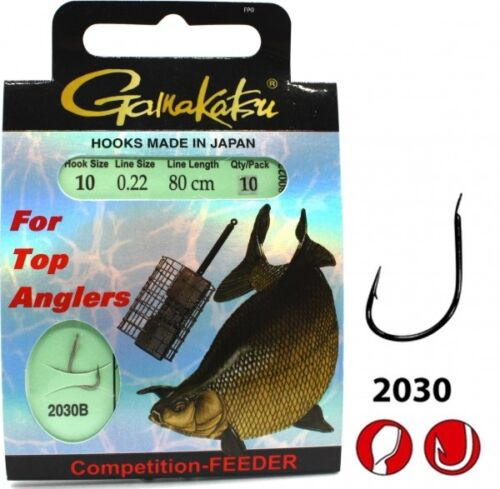 Gamakatsu Competition Bream Feeder Strong 2030 Gr.10