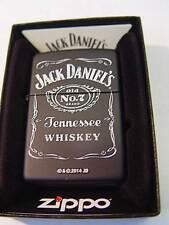 Zippo ® Jack Daniel´s old no 7 brand  Neu/ New OVP