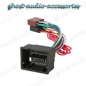 chevrolet cruze 09 iso radio / stereo harness / adapter ... chevrolet radio wiring harness adapter radio wiring harness adapter