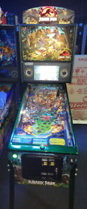 Jurassic Park Limited Edition Pinball Topper Free Shipping Stern