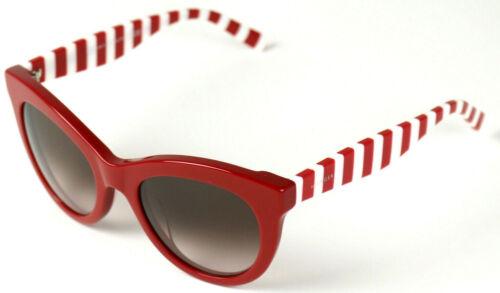 Tommy Hilfiger Damen Sonnenbrille TH 1480//S C9A Kunststoff Red Rot Streifen