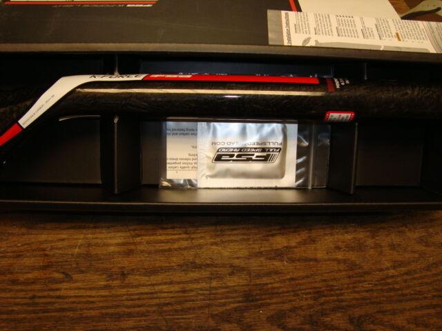 FSA 2014 K-Force Ud Carbono Di2 compatible con 25 mm revés tija  31.6 mm