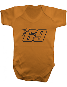 Nicky Hayden the kentucky kid Extreme moto-BABY BODY-couleur