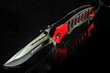 Coltello da Caccia Turistico KANDAR red - NP022 - SURVIVAL KNIFE