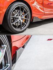 Carbon Fiber BMW F87 M2 F30 3-Series F22 2-Series Side Skirt Splitters