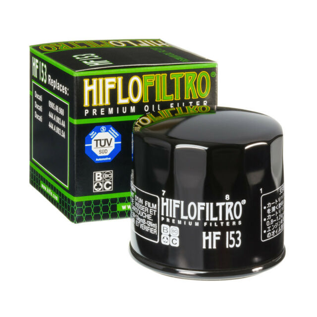 2004 - 2006 Ducati 1000DS Multistrada Hiflofiltro Hiflo oil filter