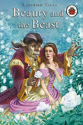 """""""AS NEW"""" Ladybird, Ladybird Tales: Beauty and the Beast, Hardcover Book"""