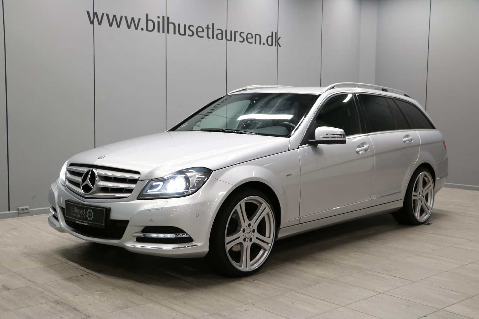 Mercedes C200 2,2 CDi Avantgarde stc. BE 5d - 134.900 kr.