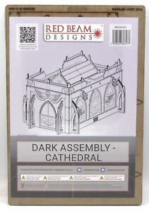 Red-Beam-Designs-RBD281007-Cathedral-Dark-Assembly-Science-Fiction-Terrain-NIB