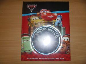 Disney-Pixar-Cars-2-Book-and-CD