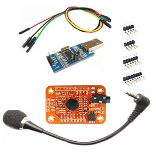 Voice Recognition Module Kit -Arduino Compatible