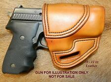 Gary Cs Leather Avenger Owb Right Hand Holster Fits Sig Sauer P229