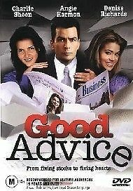 1 of 1 - Good Advice - NEW+SEALED DVD movie - fast free post
