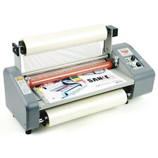 335mm A3 Four Rollers Hot Roll Laminator 220v