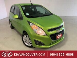 2015 Chevrolet Spark LT | Bluetooth Connection | AM/FM Stereo | Cruise Control