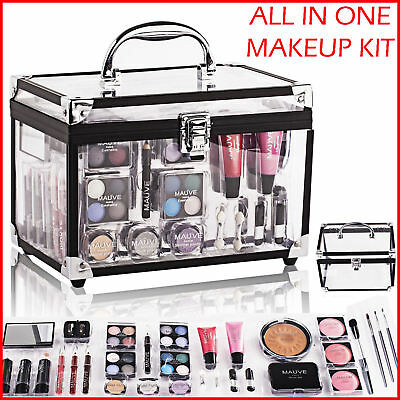 complete full beauty cosmetic set makeup starter kit best