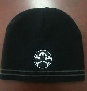 DEF-CON-is-canceled-Sport-Tek-STC20-black-beanie-with-Corona-Jack-official-merch