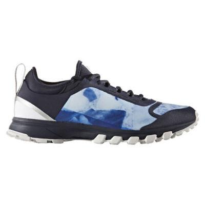 07ca48bf37 Womens Adidas Stella McCartney Adizero XT Running SNEAKERS Turquoise Blue  Us-7