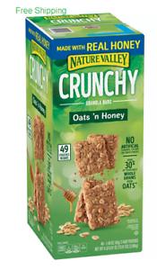 Nature Valley Oats 'n Honey Crunchy Granola Bars 98 ct. | eBay