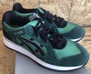 Asics-GT-Cool-Green-Black-Sz-10-5-NIB-H402N-8490