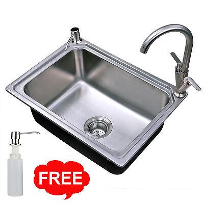 Bowl 304 Stainless Steel Kitchen Sink