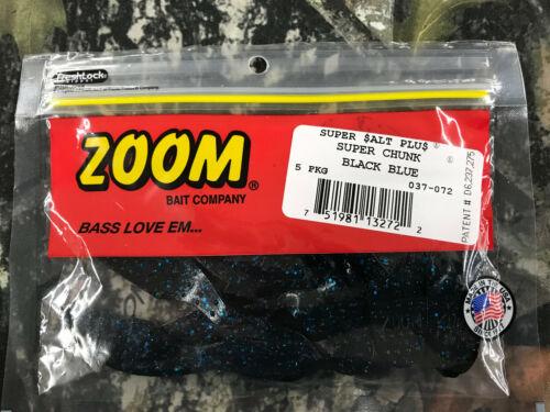 BLACK BLUE ZOOM SUPER SALT PLUS SUPER CHUNK