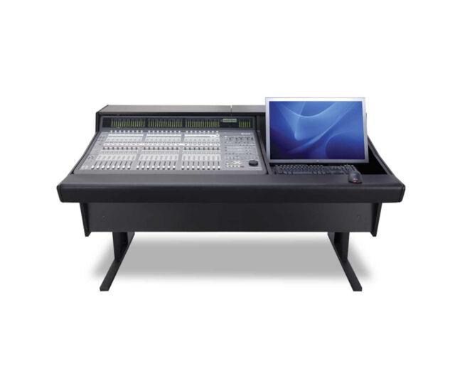 Argosy 70 Series Desk for Avid for C|24 Console | 70-NC24-C-B-B | Pro Audio LA
