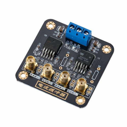 BUF634 Current Buffer High-Speed Amplifier Module for Competition Development