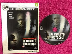 El-Chambre-Protocole-DVD-Michael-Kaine-Pierce-Brosnan-Frederick-Forsith-Dg