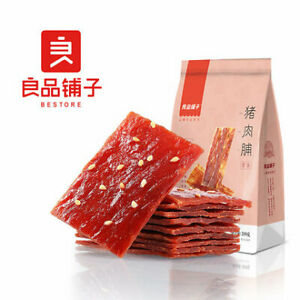 Liangpinpuzi-Dried-pork-slice-Chinese-Speciality-Snacks-200g