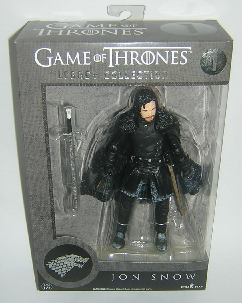 Game of Thrones Legacy Collection 6 inch Jon Snow